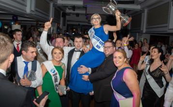 Offaly crowns the 54th 'Queen of the Land' at gala ball