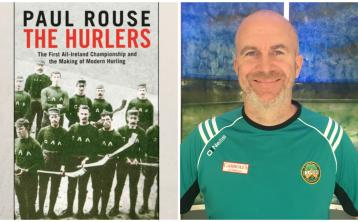Former Offaly manager nominated for 'Sports Book of the Year'
