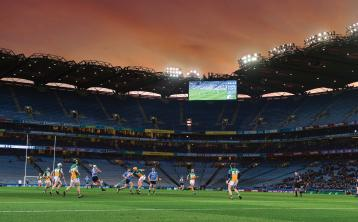 Offaly conquering the Dubs to feature in 'A Season of Sundays' photography book