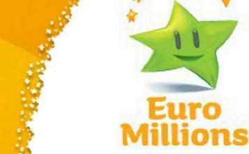 Someone has just won tonight's €50 million Euromillions jackpot