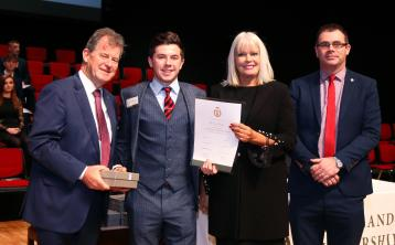 Two Offaly students among recipients of prestigious All Ireland Scholarship