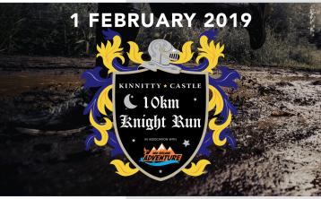 Spectacular 10km 'Knight Run' coming to Offaly
