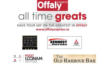 VOTE: Offaly All Time Great semi-final: Matt Connor v Pat Smullen