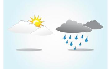 weather forecast coming week Met Eireann