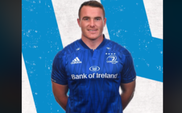 Offaly man on the bench for Leinster's European Cup opener