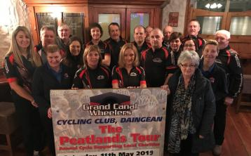 PICTURES: Daingean's Grand Canal Wheelers launch 2019 Peatlands Tour