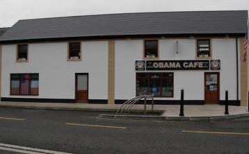Offaly café named after Barack Obama up for sale