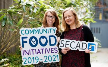 Tullamore community food initiative receives funding boost