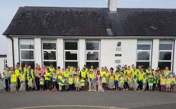 Offaly community come together for massive clean-up day