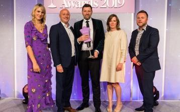 Tullamore store wins top London fashion award