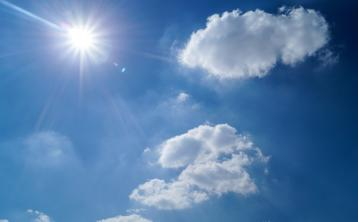 Weather forecast for Ireland for the coming days from Met Eireann