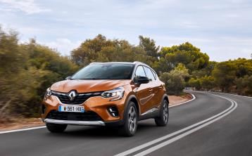 All new Renault Captur available to order now from Tullamore Motors