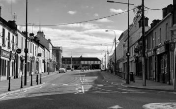 GALLERY: Amazing photographs of Edenderry deserted during lockdown