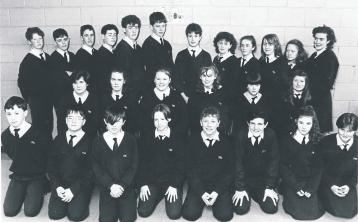 Do you recognise anyone in this picture taken in Offaly back in the day?