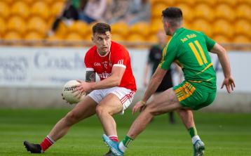 Sean Doyle takes on Conor McNamee in the SFC semi-final.