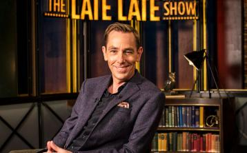 Tonight's guests for the RTE Late Late Show revealed