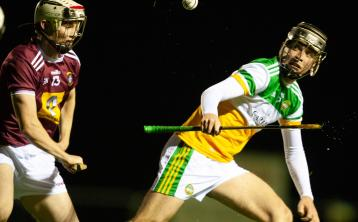 Cahill happy with Offaly's response