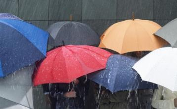 Weather forecast for the rest of the week and the weekend from Met Eireann