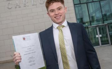 Two Offaly students awarded scholarships by IT Carlow