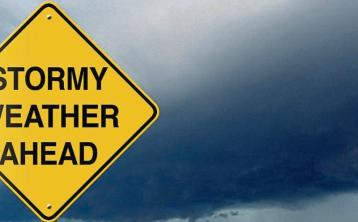 140km/h winds in latest Irish weather forecast for this weekend