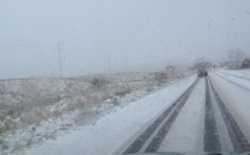 Snow and freezing temperatures in latest Met Eireann weather forecast for next week for Ireland