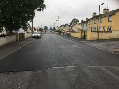Sky is the limit for Edenderry with longtime eyesore to be