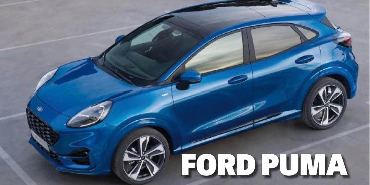WATCH: Take a look around the all new Ford Puma
