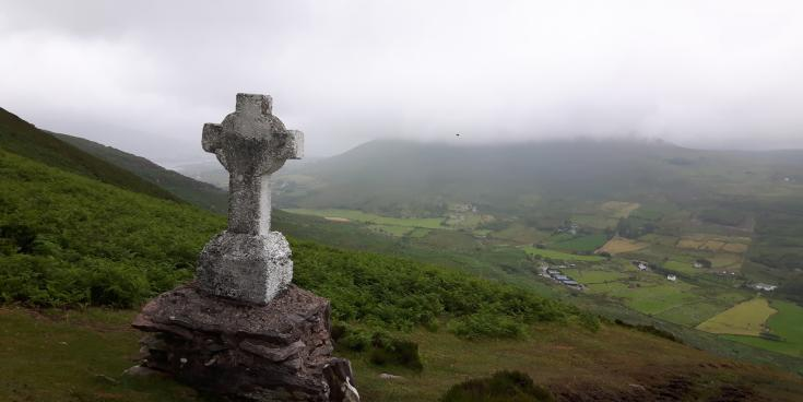 OPINION (AN COLN): Following the Stations of the Cross up a Kerry hill