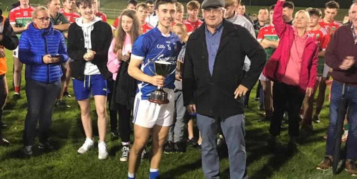 Magnificent Tullamore sweep Durrow aside