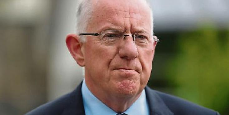 Laois TD and Minister Charlie Flanagan takes our election questionnaire
