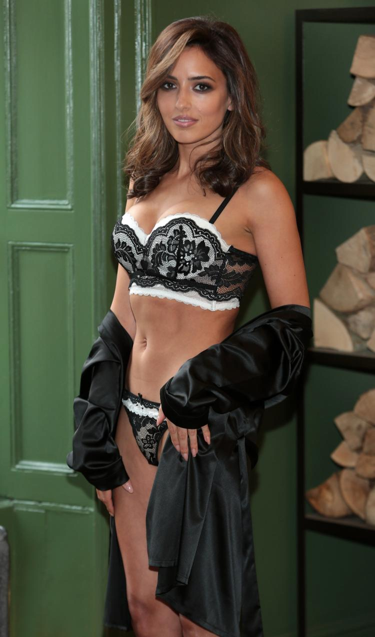 GALLERY Nadia Forde Launches Lidl Irelands New Range Of