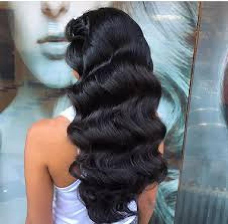 Beauty Five Special Occasion Hairstyle Ideas Photo 1 Of