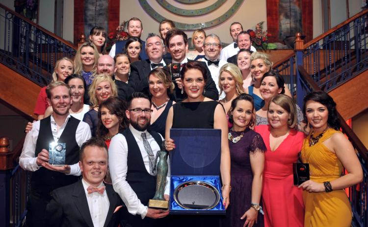Tullamore Musical Society shine at AIMS Awards