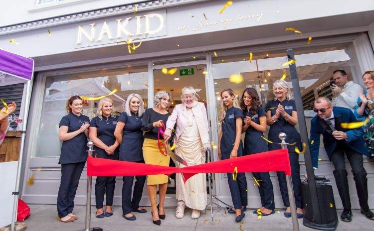 GALLERY: Fabulous new beauticians officially opened in Tullamore
