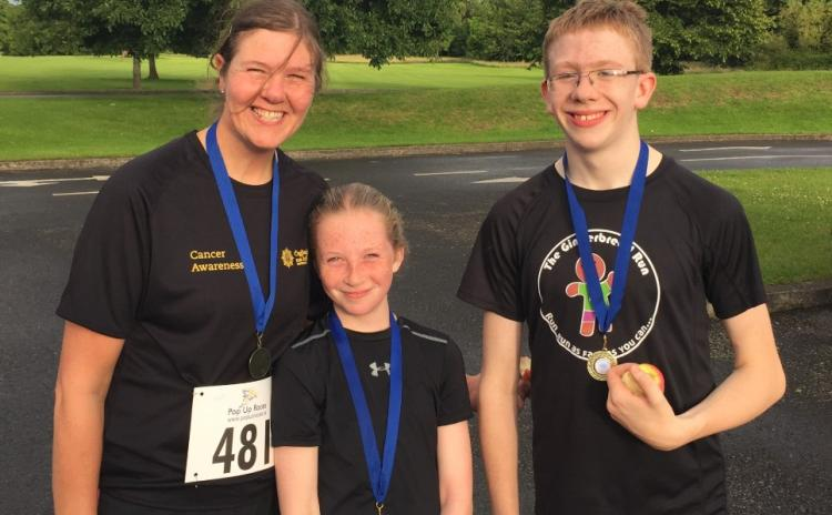 Local mother to run four marathons in four days for Offaly autism charity