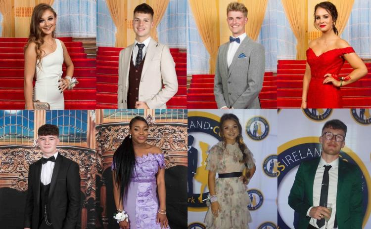 Seven Offaly students in the running to be named 'Ireland's Best Dressed Debutante 2019'