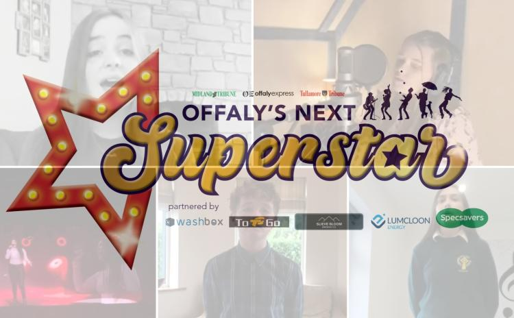 REVEALED: The five acts through to the final of Offaly's Next Superstar