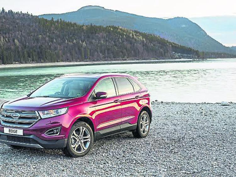 All New Ford Edge Arrives In Ireland