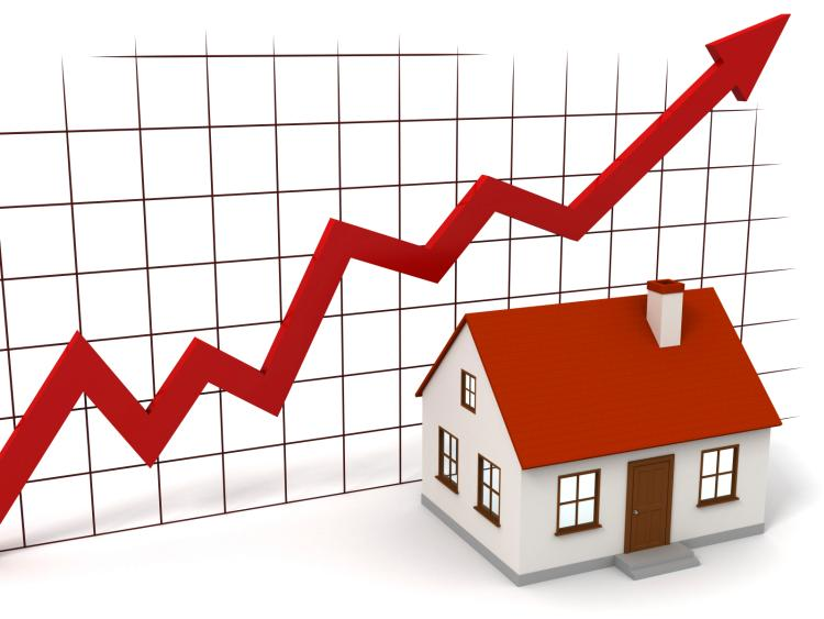 House prices in Louth continue to rise