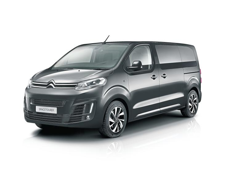 new citroen space tourer launched in ireland offaly express. Black Bedroom Furniture Sets. Home Design Ideas