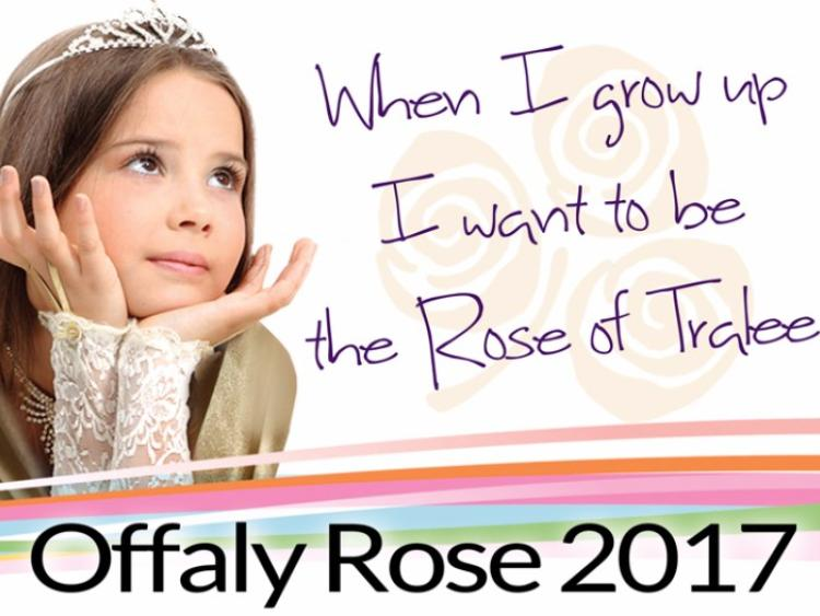 The date the Offaly Rose 2017 will be crowned has been revealed