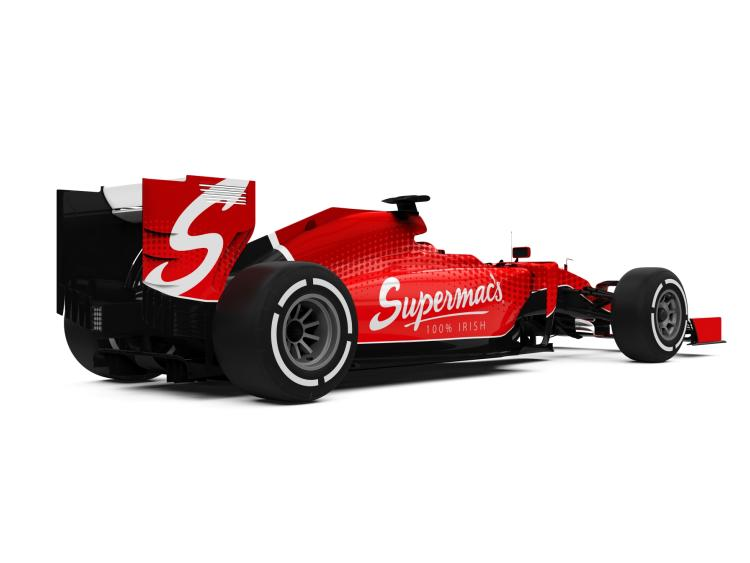 Supermac's set to sponsor Formula 1 team from 2018 - Offaly Express