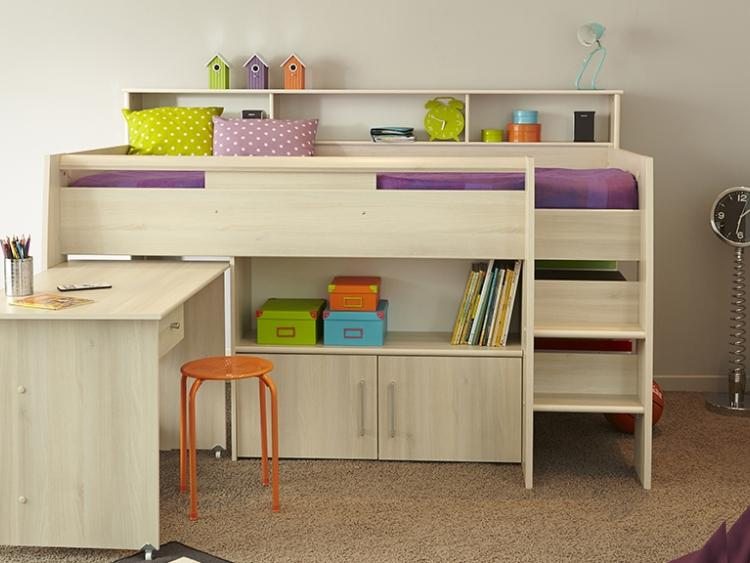 COMPETITION: Win A Parisot Kurt Mid Sleeper With Desk U0026 Storage Thanks To  Oisin O