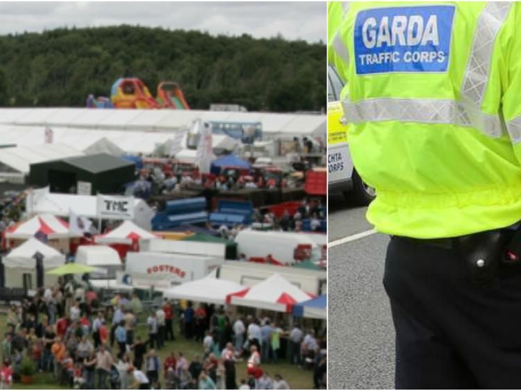 Going to the Tullamore show? Ignore the google maps Laois Offaly