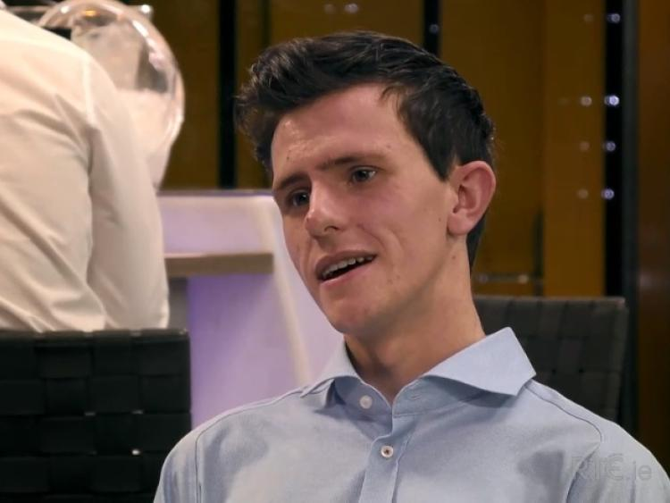 Offaly man has disastrous date on 'First Dates Ireland'