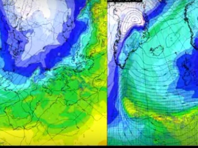 Stark weather alert update from Met Éireann for serious snow