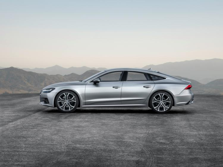 The New Audi A Sportback Has Arrived In Ireland Offaly Express - Audi ireland