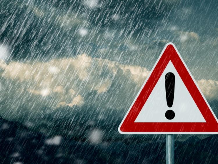 Status Orange Weather Warning For Midlands
