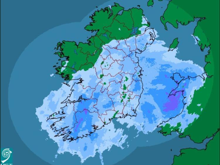 MET Eireann extend Status Red Alert