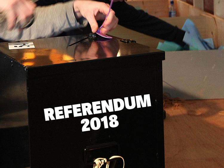 Exit poll suggests hugely one-sided result in abortion referendum